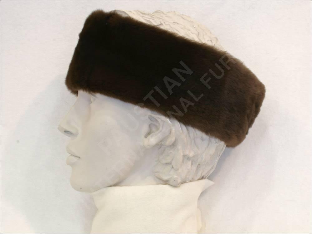 581 samtwiesel pelz stirnband fell stirnband wiesel. Black Bedroom Furniture Sets. Home Design Ideas