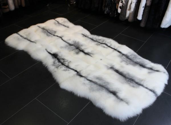 Arctic Marble SAGA Fuchs Pelzteppich