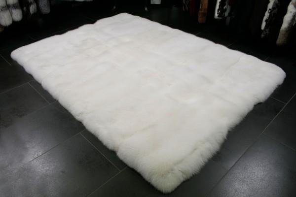 SAGA Royal - Pelzteppich aus natürlichen Shadowfüchsen