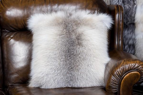 Fawnlight Fuchs Fellkissen beidseitig Fell