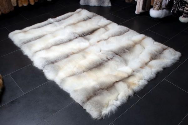 Fawnlight Fuchs Echtpelz Teppich