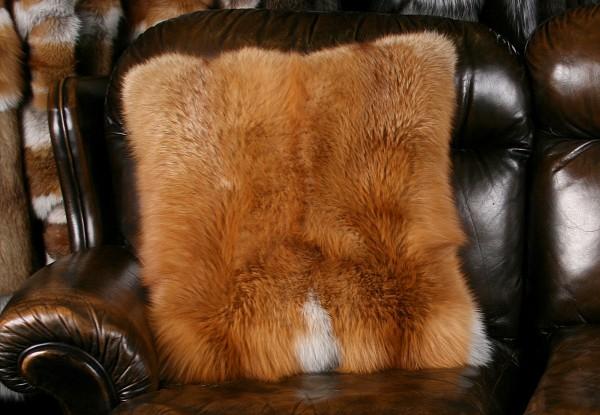 Kanadisches Rotfuchs Pelzkissen (Fur Harvesters)
