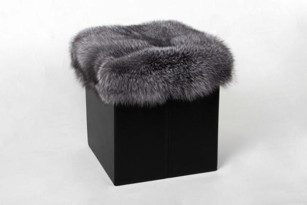 Blue Frost Fuchs Sitzwürfel