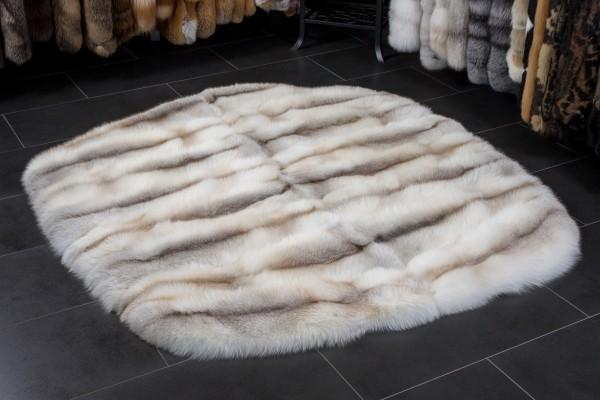 Fawnlight Fuchsfell Teppich - Runde Form