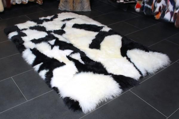 Australischer Lammfell Pelzteppich