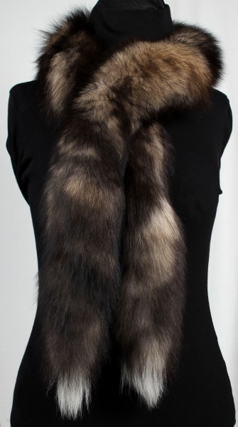 Wild Cross Fuchs Boa Schal