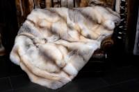 Felldecke aus Fawnlight Fuchs