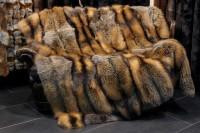 Kanadische Wild Cross Fuchsdecke (OA-Ware)