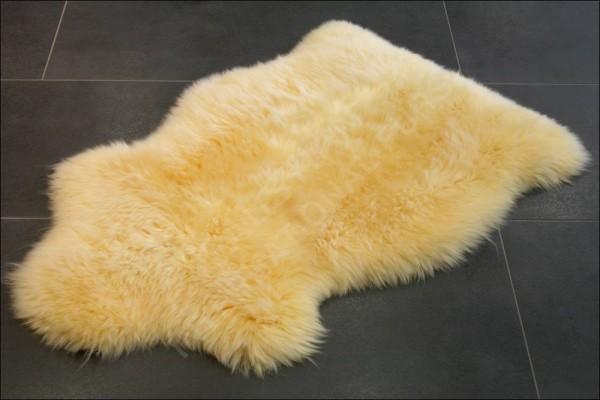 Wollschaflammfell in gold-beige