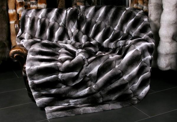 Edelste Chinchilla Pelzdecke -TOPLOT 2017 - Kopenhagen Fur