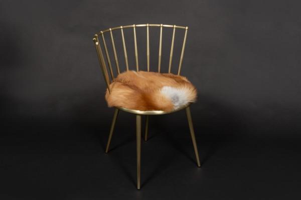 Rotfuchs Stuhl aus Europäischen Rotfüchsen