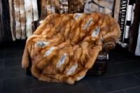 Kanadische Rotfuchs Felldecke (Fur Harvesters)